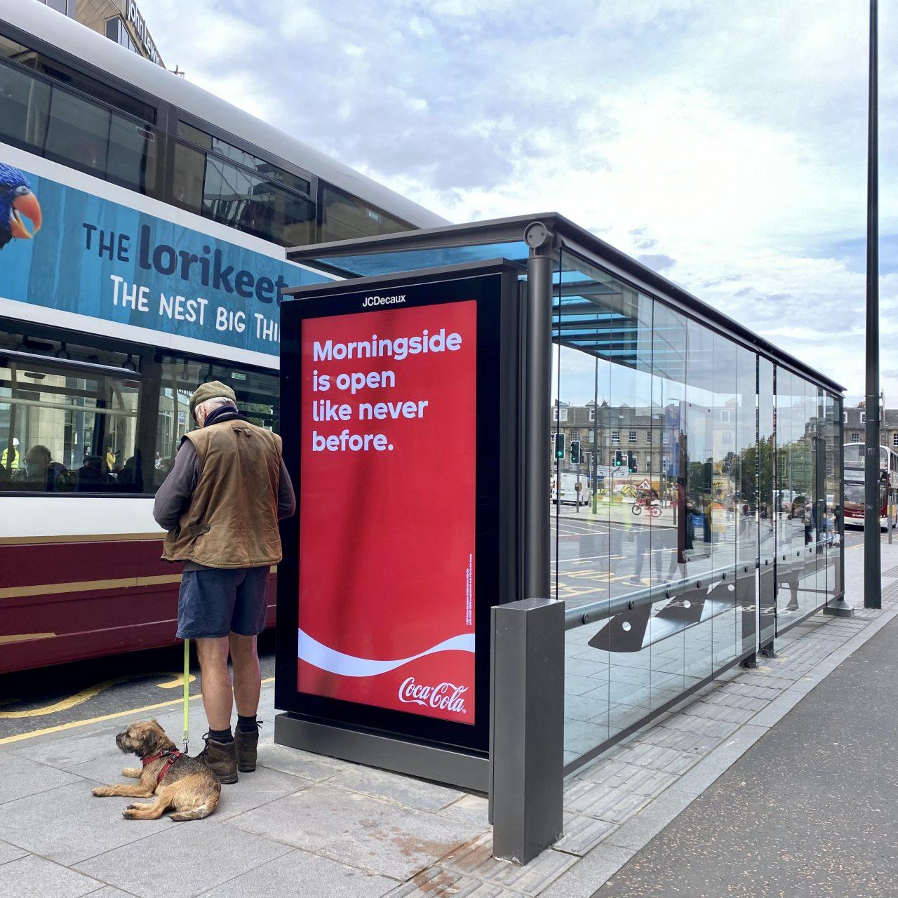 Hyper-Local: Coke's Ad Campaign in Edinburgh