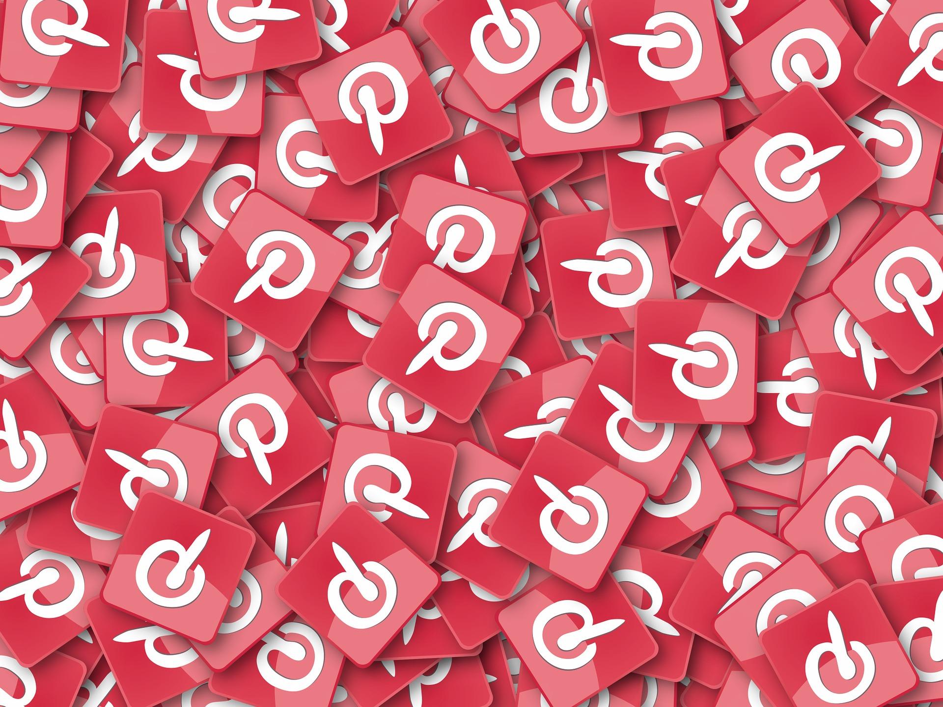 Pinterest stickers