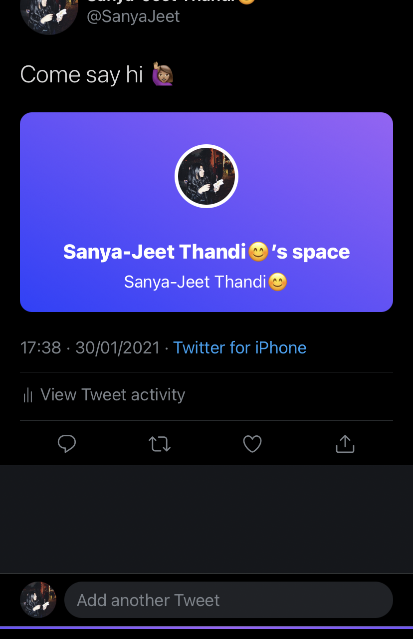 Twitter Spaces 101: Best practice and the low down